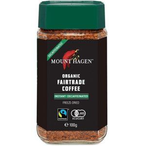 マウントハーゲン オーガニックカフェインレスコーヒー